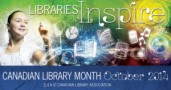 Canadian Library Month 2014