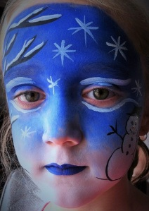 1 hour face painting from Pixy Mama. Suitable for a party or event!