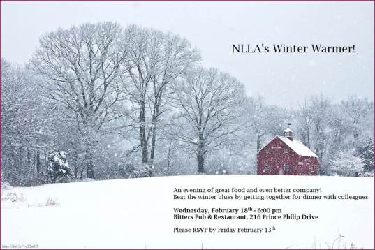 NLLA Winter warmer