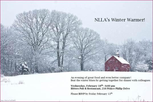 NLLA Winter warmer