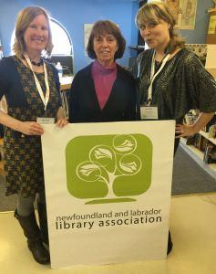 Jeannie Bail, Linda White & Colleen Quigley