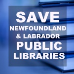 Save NL Public Libraries